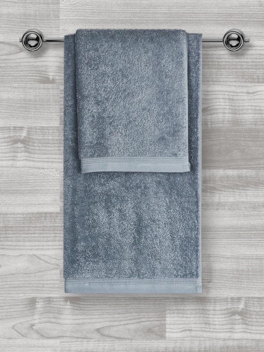 Jednobarevný ručník FRH104 - tmavě šedá - 40 x 70 cm Antracitová