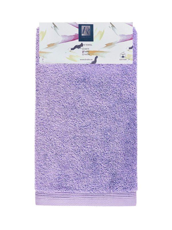 Jednobarevný ručník FRH117 Světle-šeříková