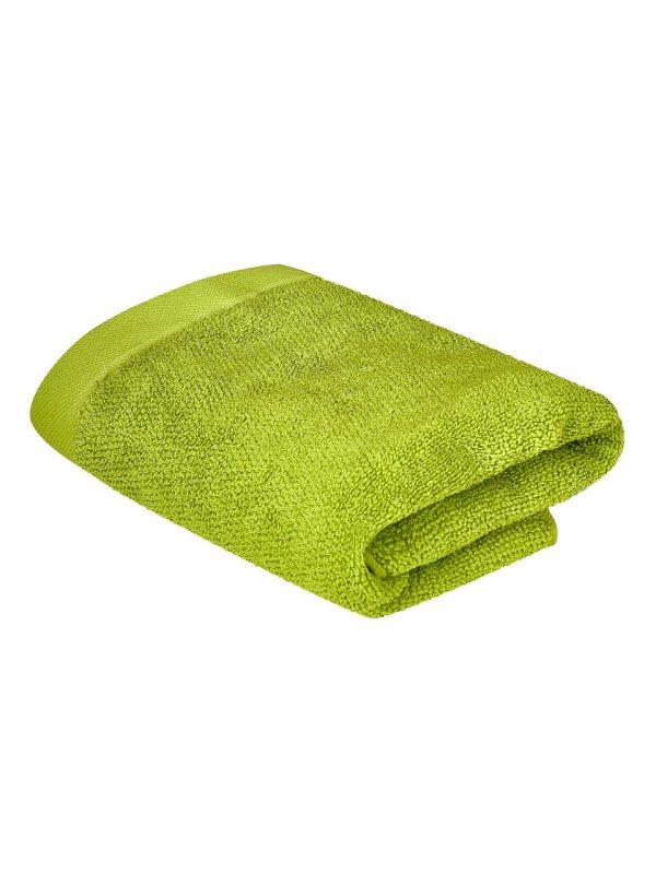 Jednobarevný ručník FRH123 Zelená