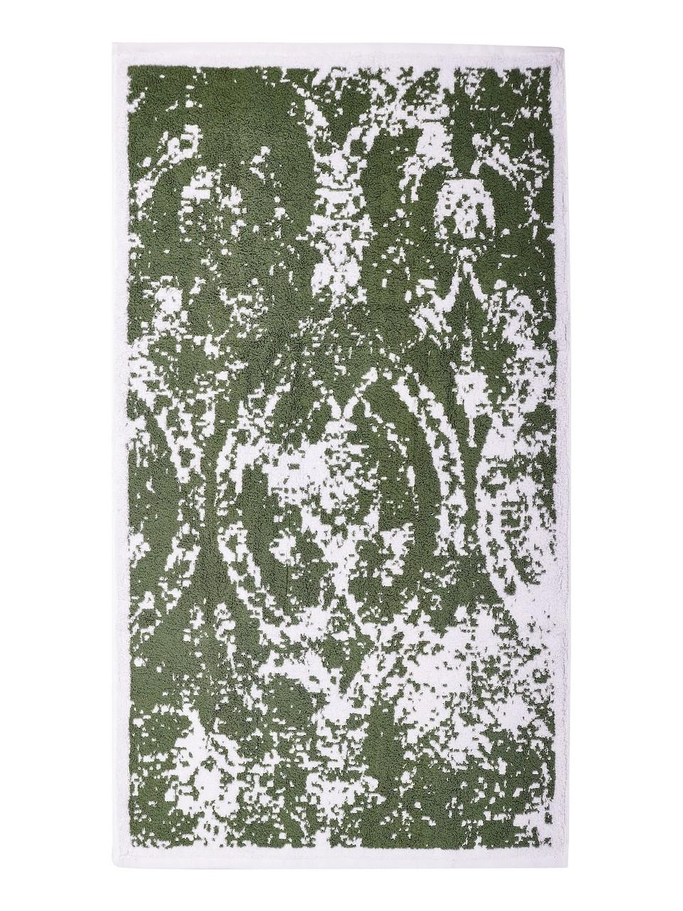 Vícebarevný ručník FRH132 Zelená