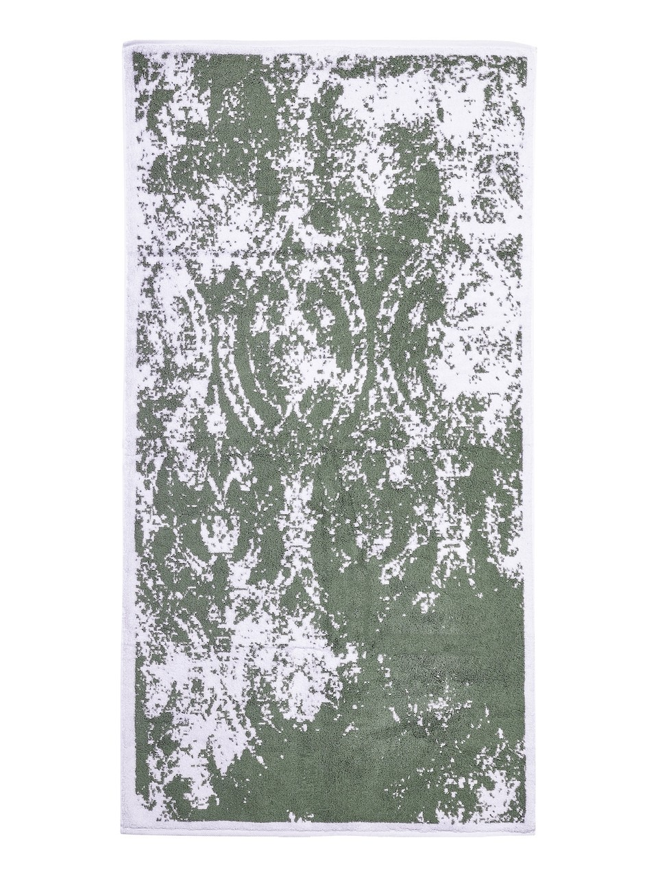 Vícebarevná osuška FRH133 Zelená