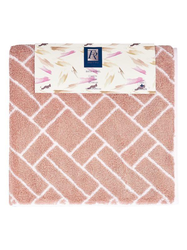 Vícebarevná osuška FRH137 Růžová