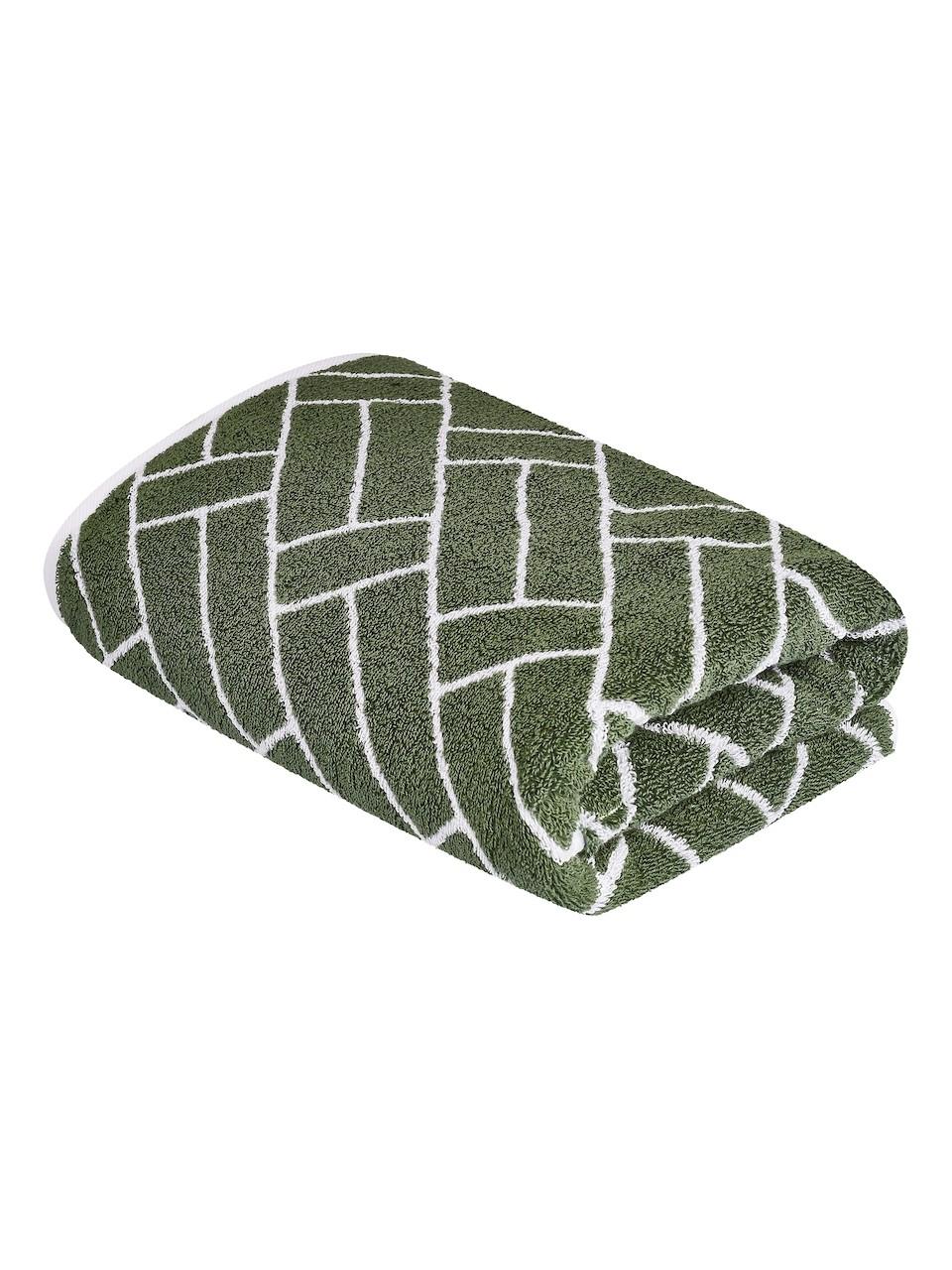 Vícebarevná osuška FRH139 Zelená