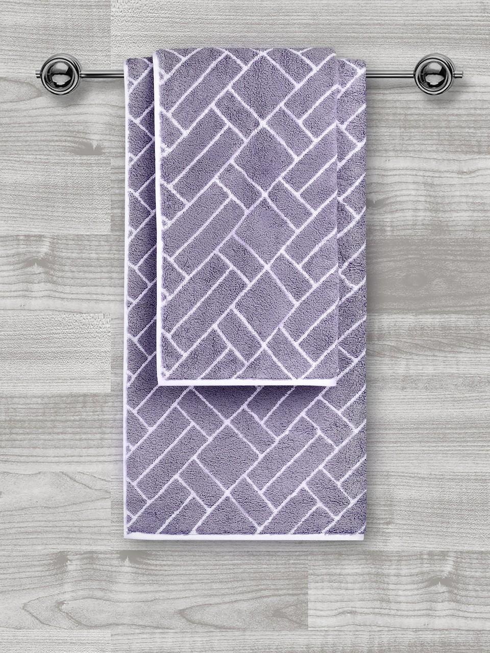 Vícebarevný ručník FRH141 Šeříková