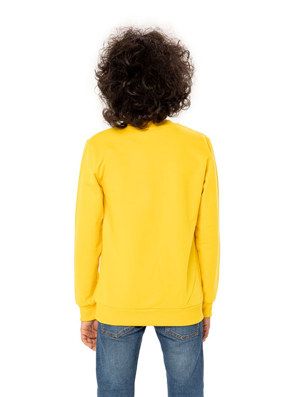 Chlapecká mikina Extreme Club Žlutá