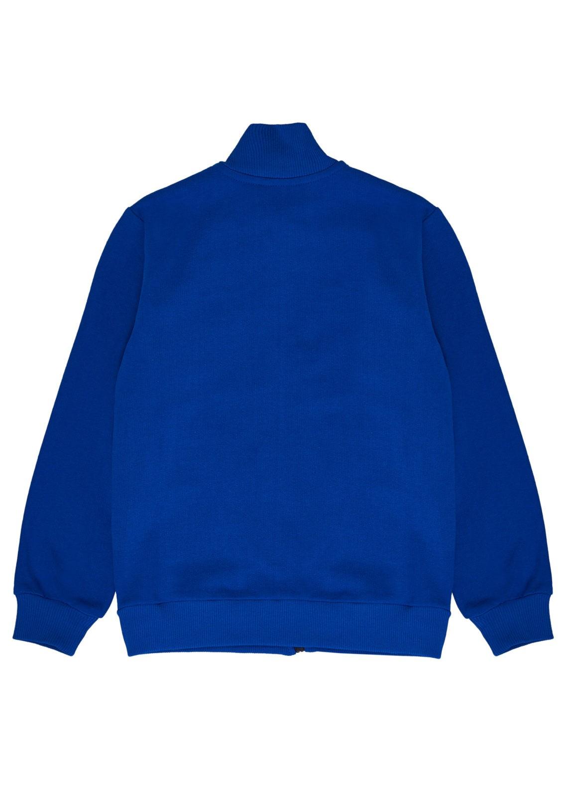 Chlapecká mikina Fast 95 Tmavě modrá