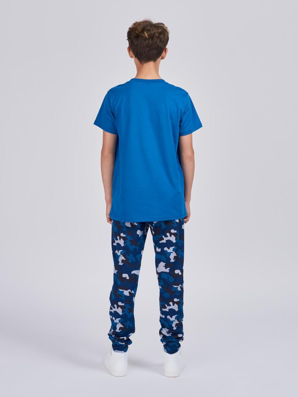 Chlapecké pyžamo Night Extreme Navy