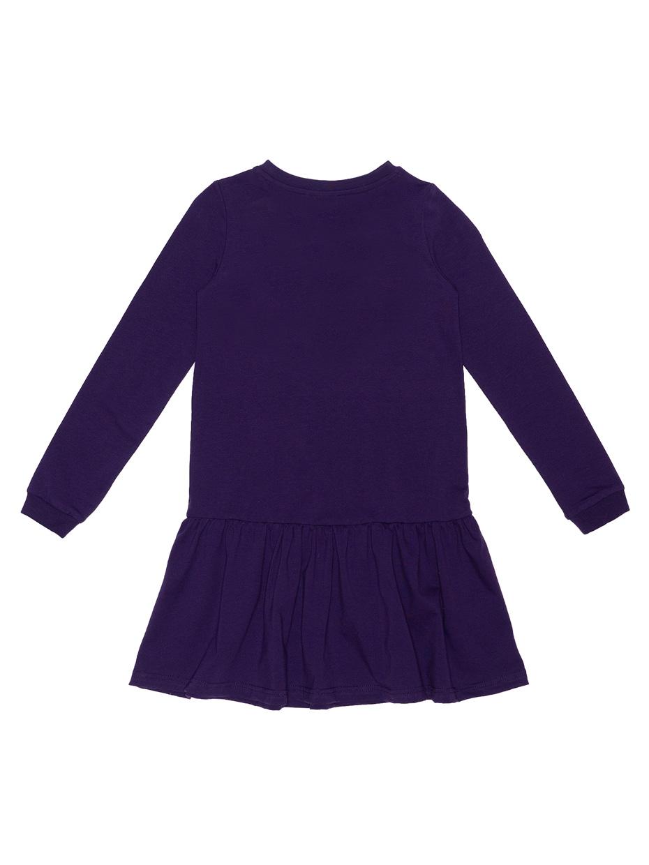 Dívčí šaty Faithful Fialová
