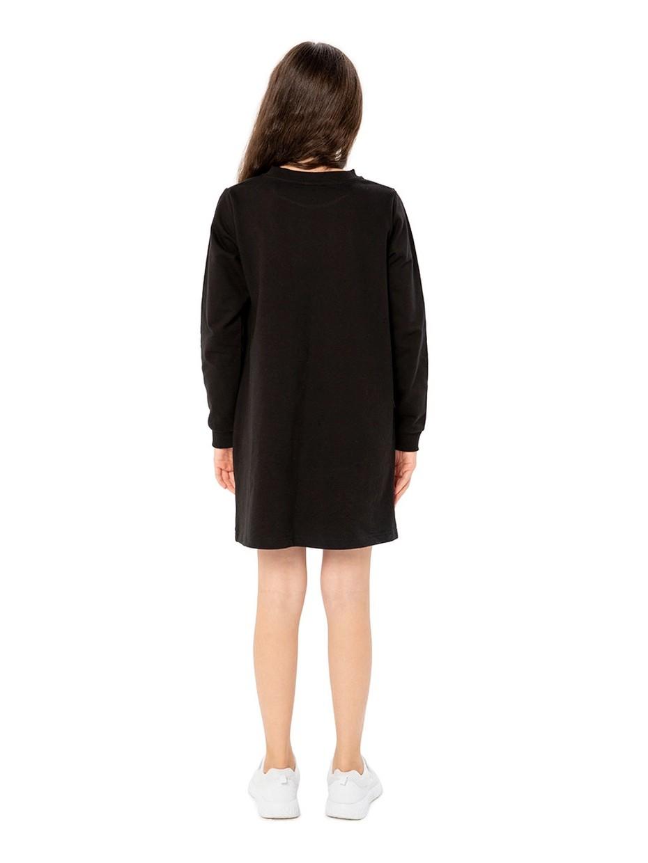 Dívčí šaty Blogger Černá