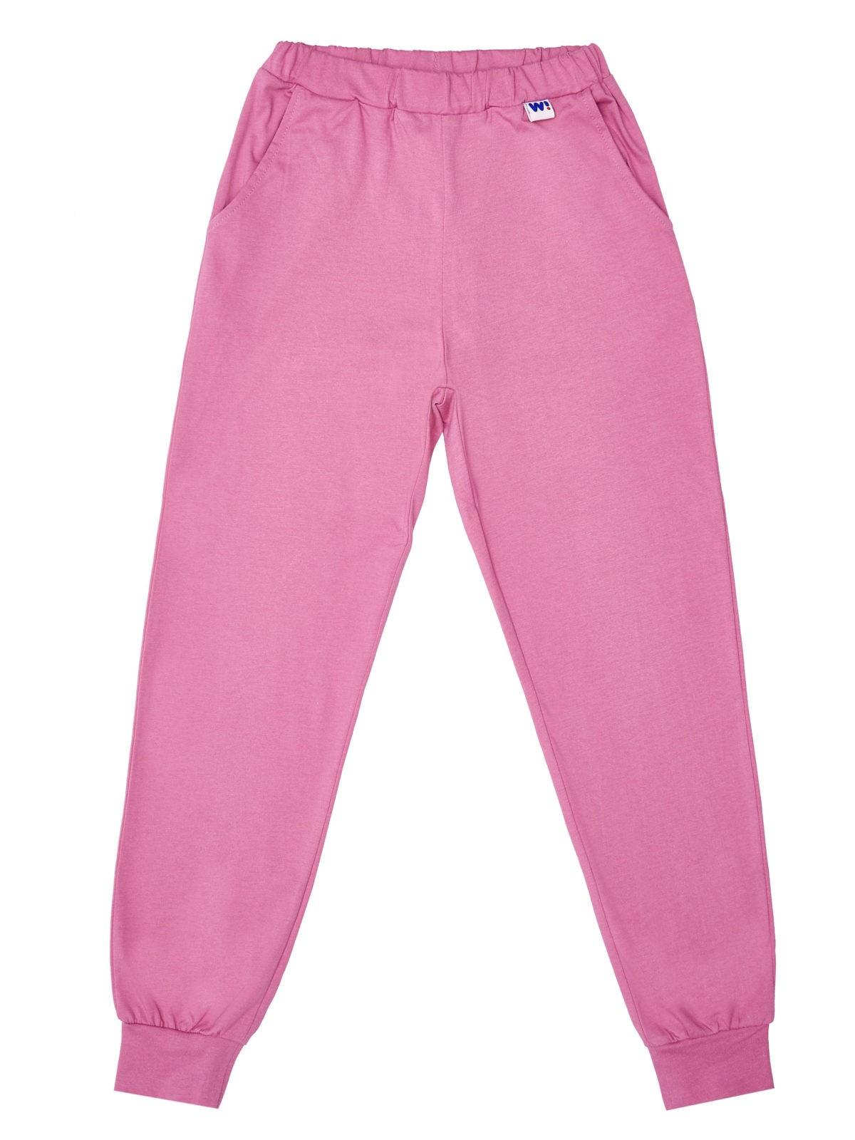 Dívčí pyžamo Rock'n'Roll Světle-šedý melanž/Růžová
