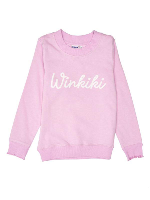 Dívčí mikina Winkiki Růžová