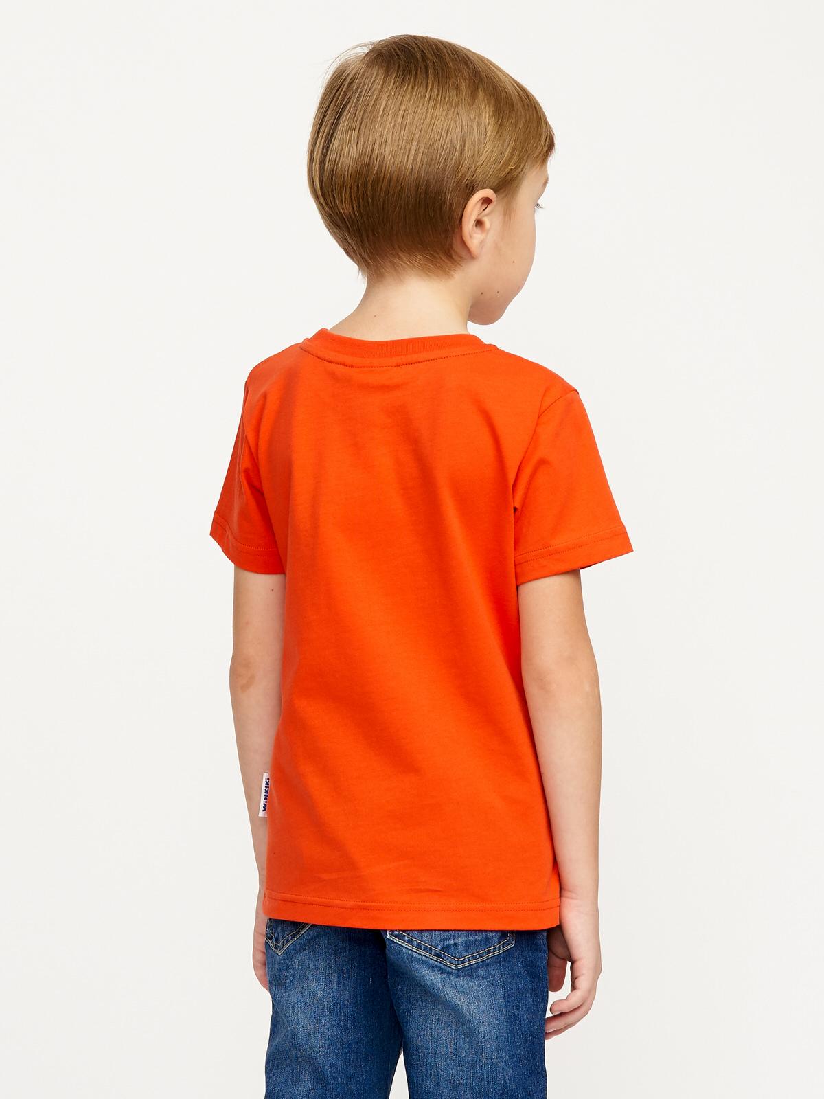 Chlapecké tričko Mosters Červená