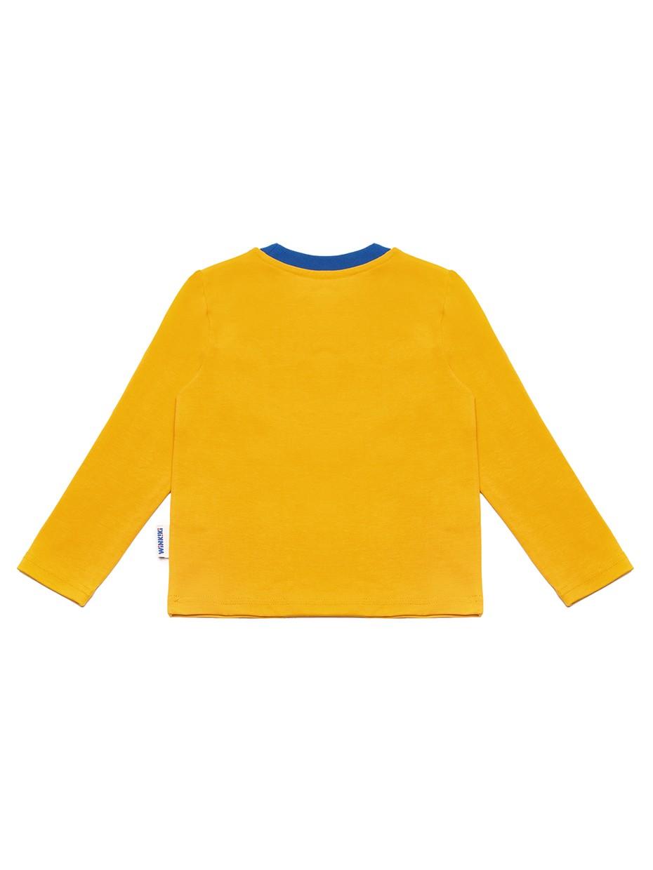 Tričko s dlouhým rukávem More Space Žlutá