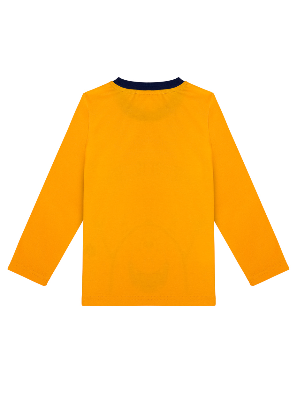 Chlapecké pyžamo Boo Žlutá/Navy