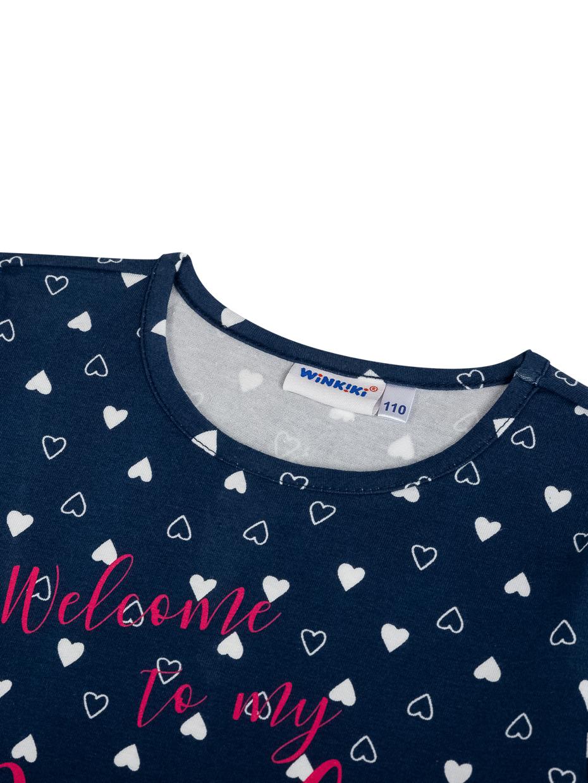 Dívčí šaty Starr Sky Navy