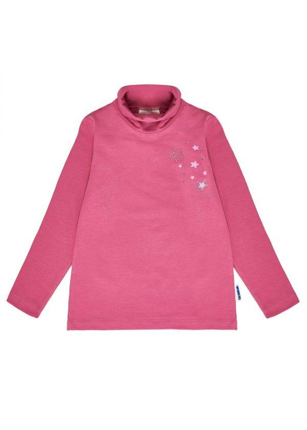 Dívčí rolák Stars Růžová