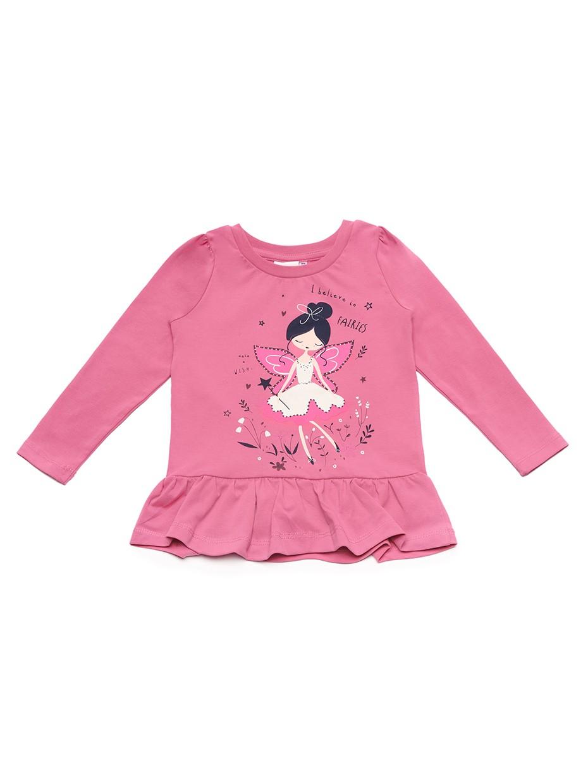 Dívčí tričko Víla Růžová