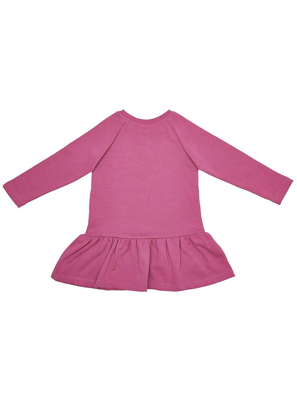 Dívčí šaty Unicorn Růžová
