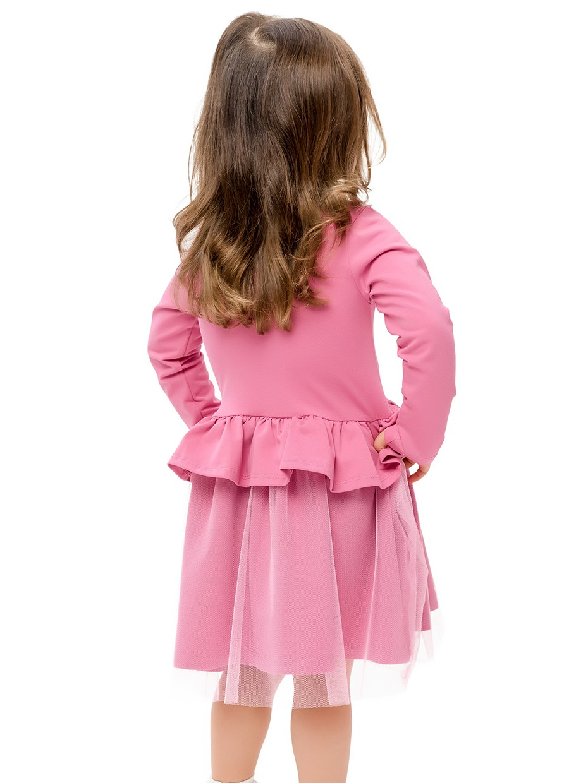 Dívčí šaty Magic Růžová
