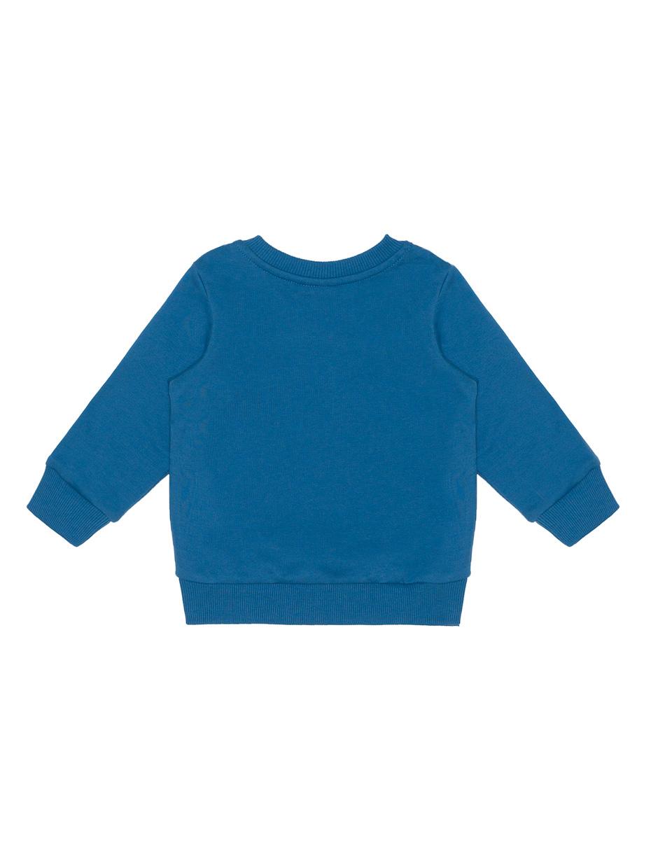 Chlapecká mikina Awesome Tmavě modrá
