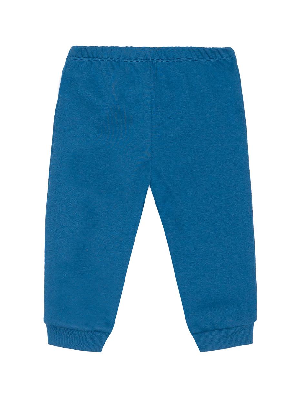 Chlapecké pyžámko Cool boy Modrá/Tmavě-modrá