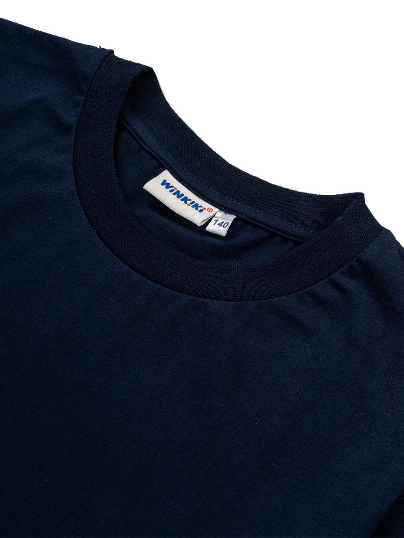 Chlapecké tričko Exclusive Navy