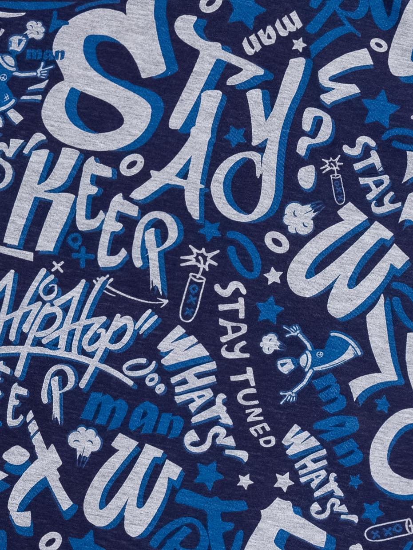 Chlapecké tričko Signs Navy