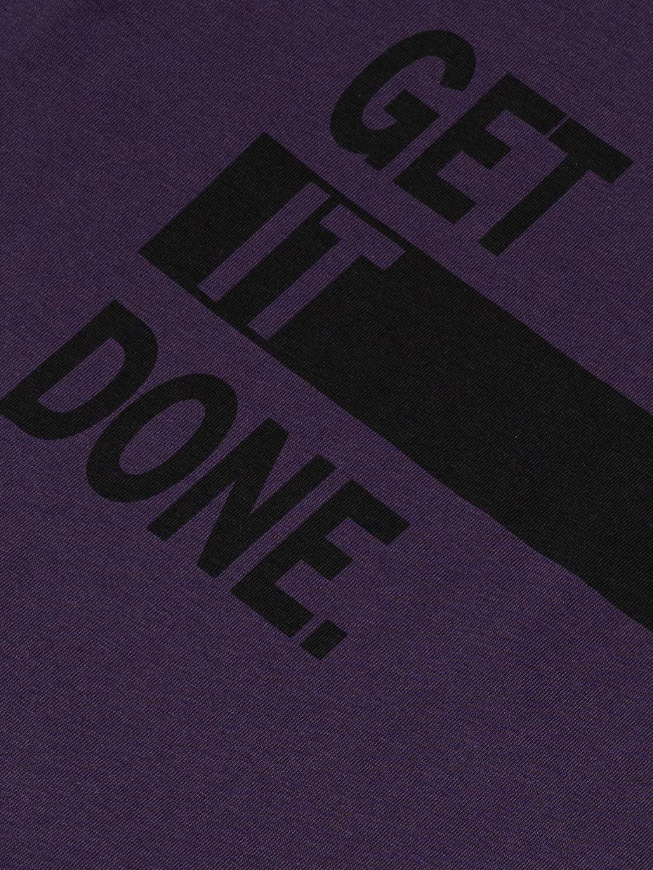 Dívčí tričko Get it done Fialová