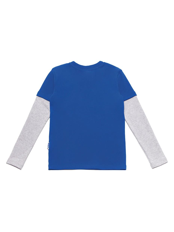 Chlapecké tričko s dlouhým rukávem Legend Tmavě modrá
