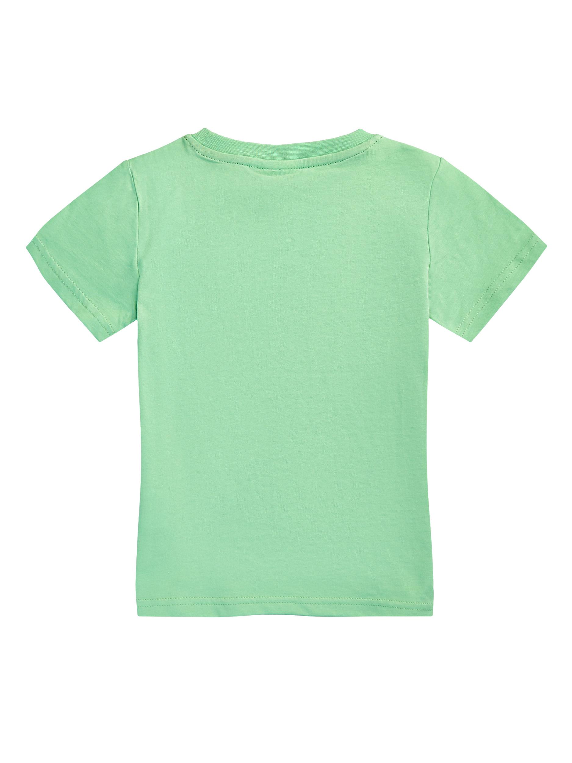 Chlapecké tričko Hawaii - zelené Zelená