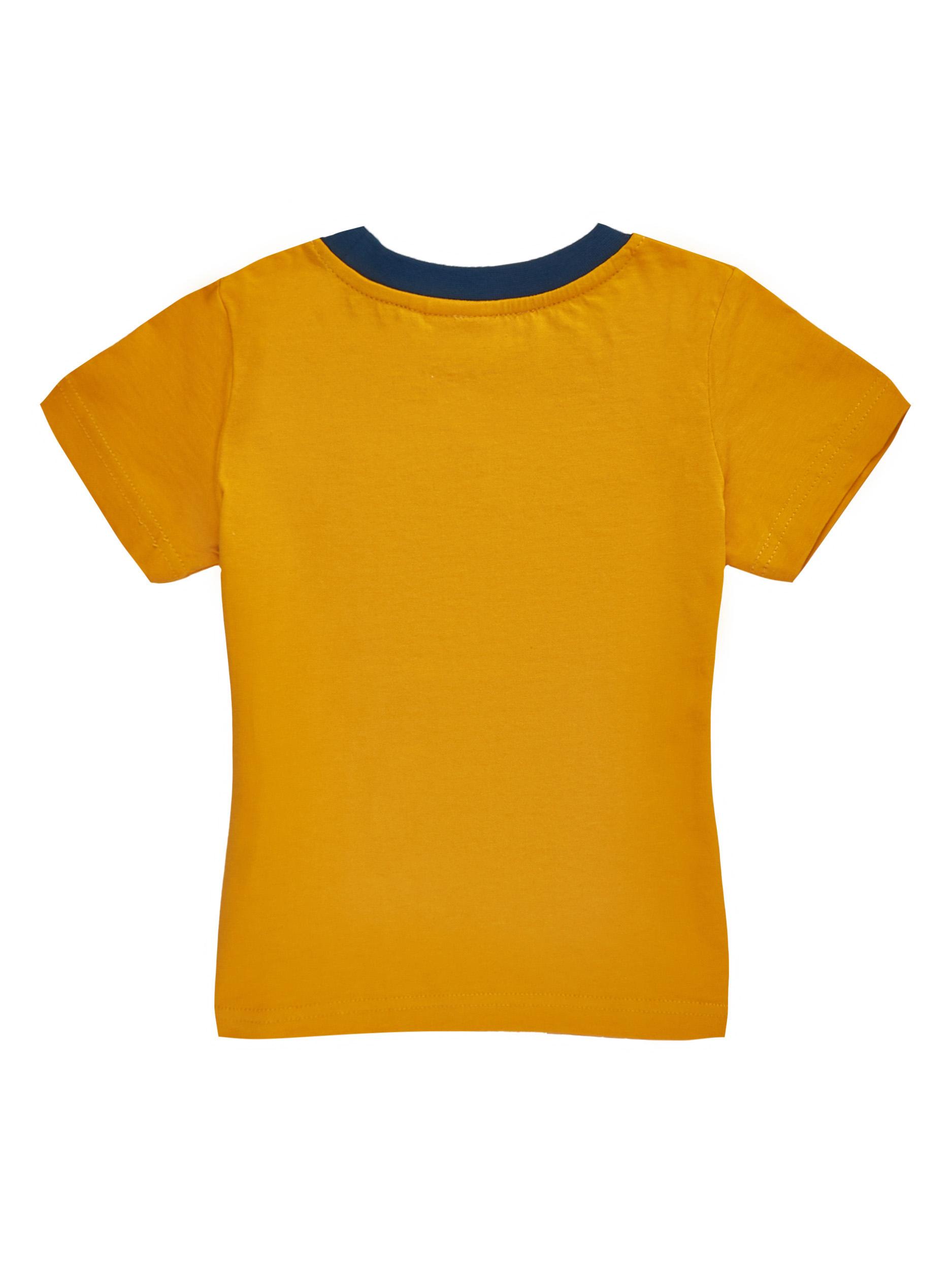 Chlapecké tričko Surf Oranžová