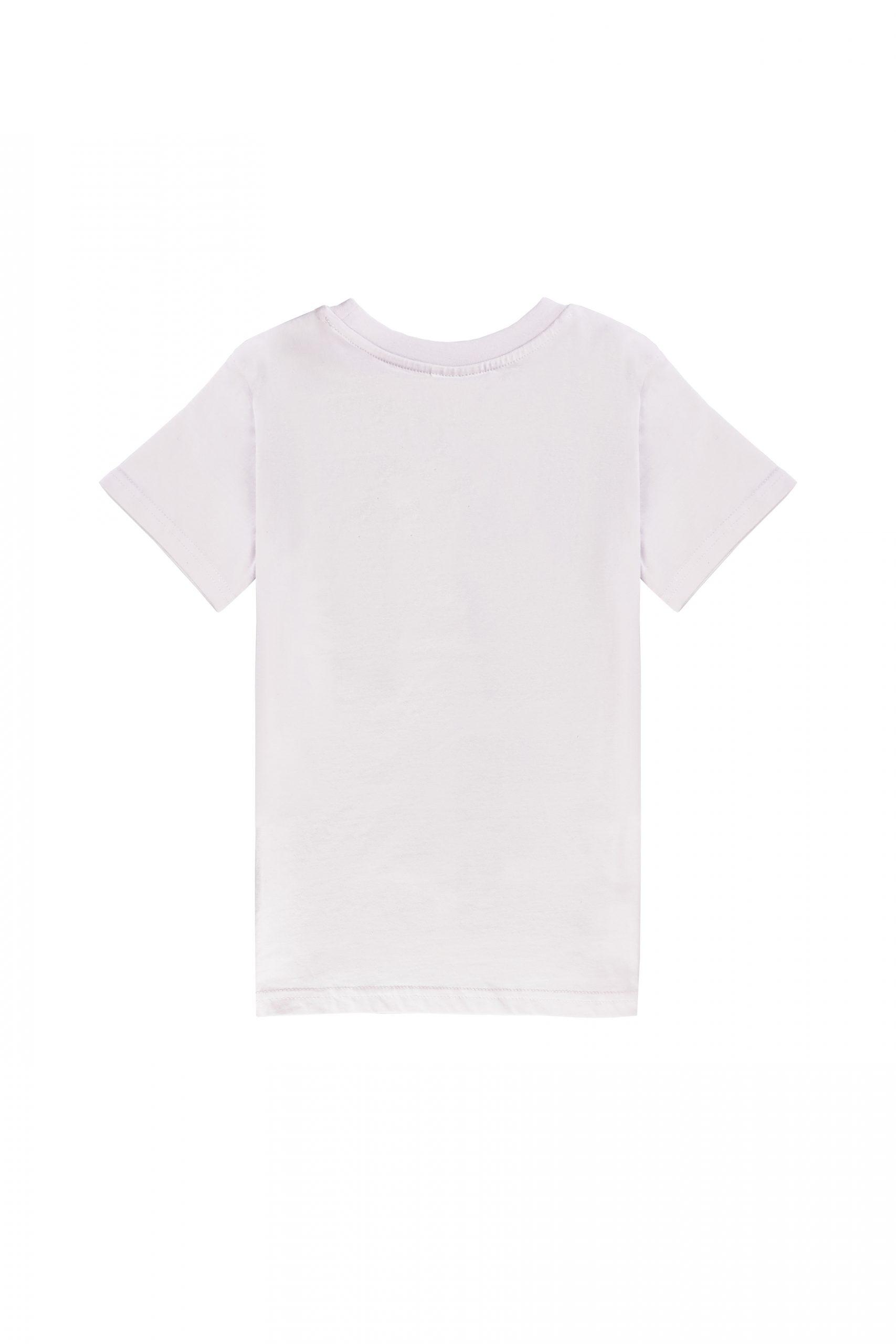 Chlapecké tričko Vibe Bílá