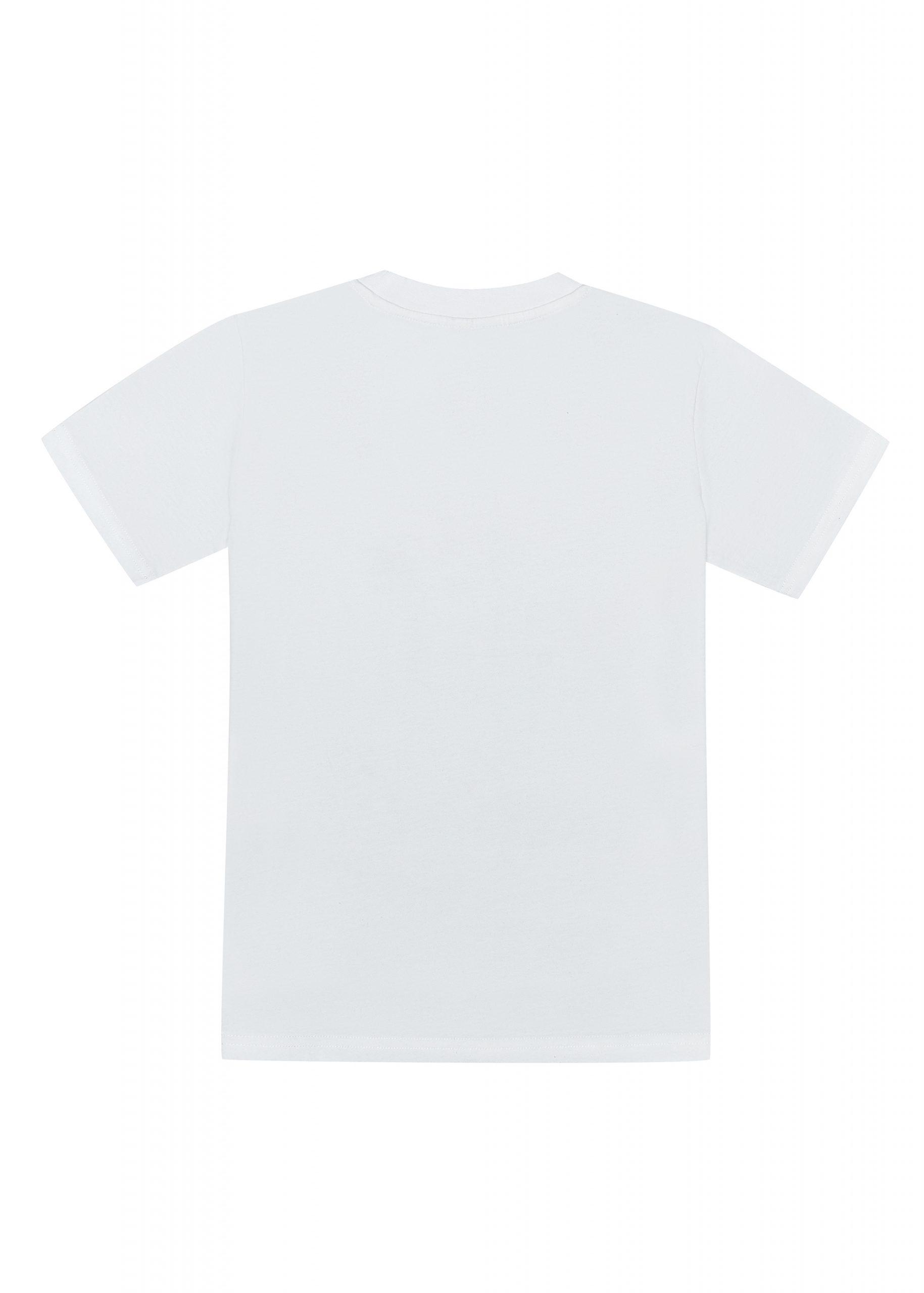 Chlapecké tričko Cowboy Party Bílá