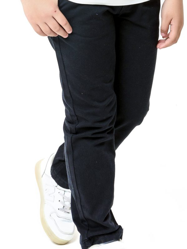 Chlapecké kalhoty West - černá Černá, Navy, Šedá