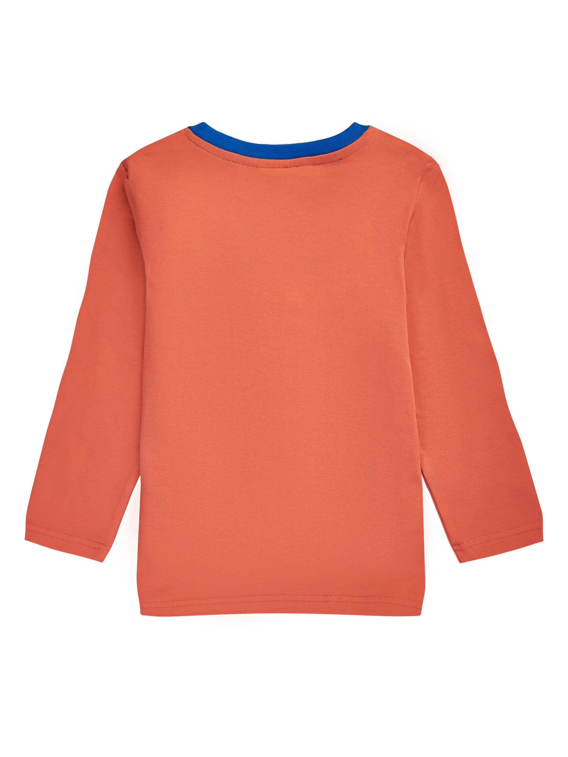 Chlapecké tričko Sea Squad Oranžová