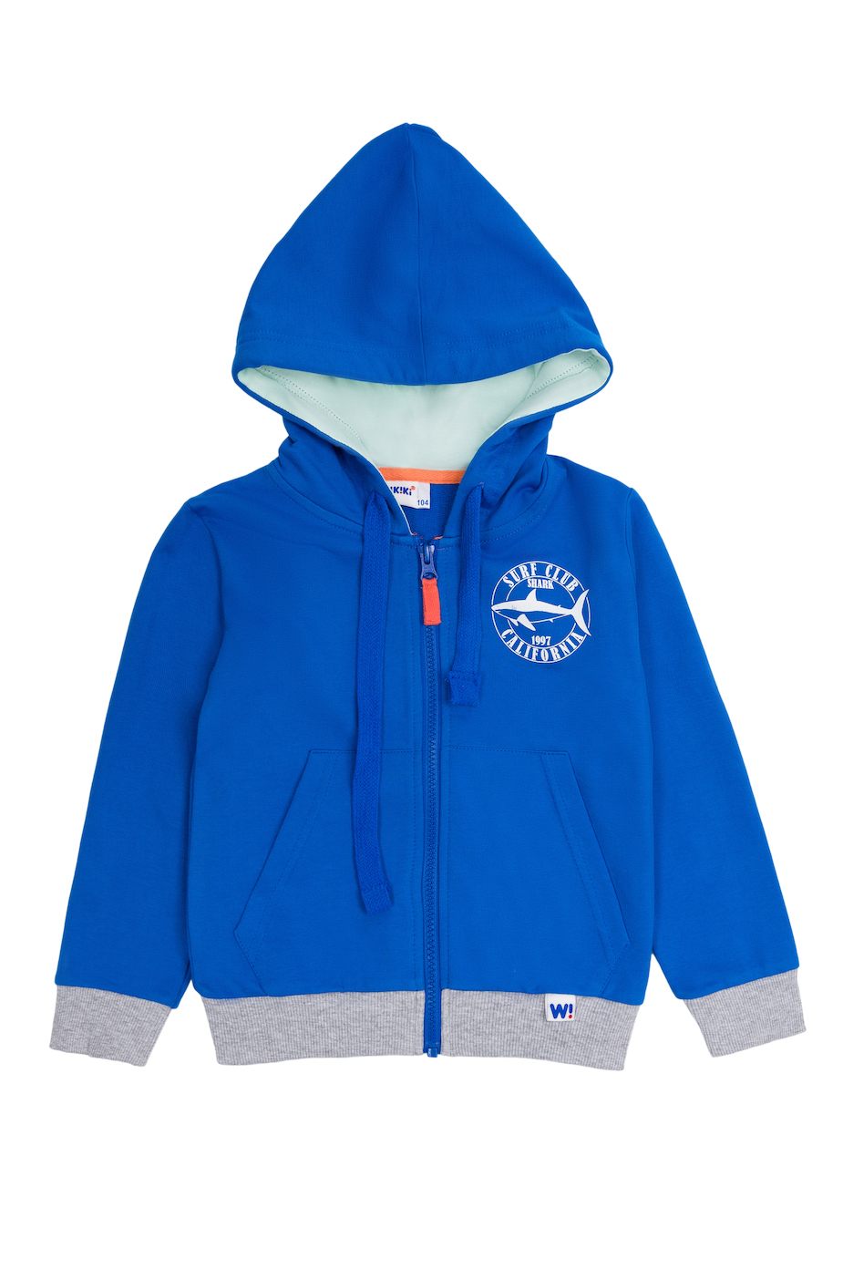Chlapecká mikina Surf Club Modrá