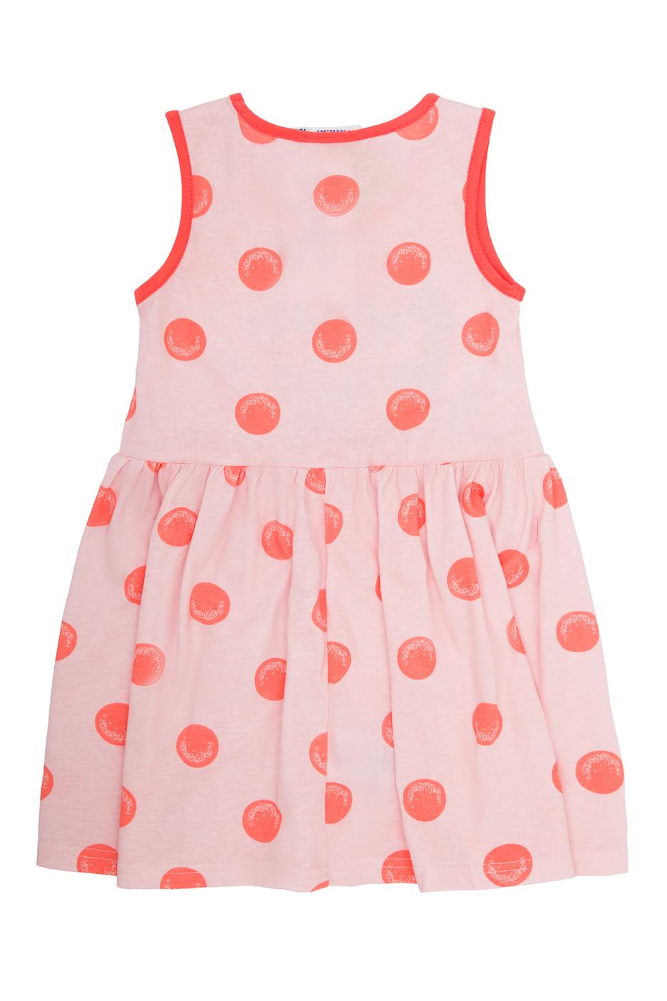 Dívčí šaty Summer Světle-růžová