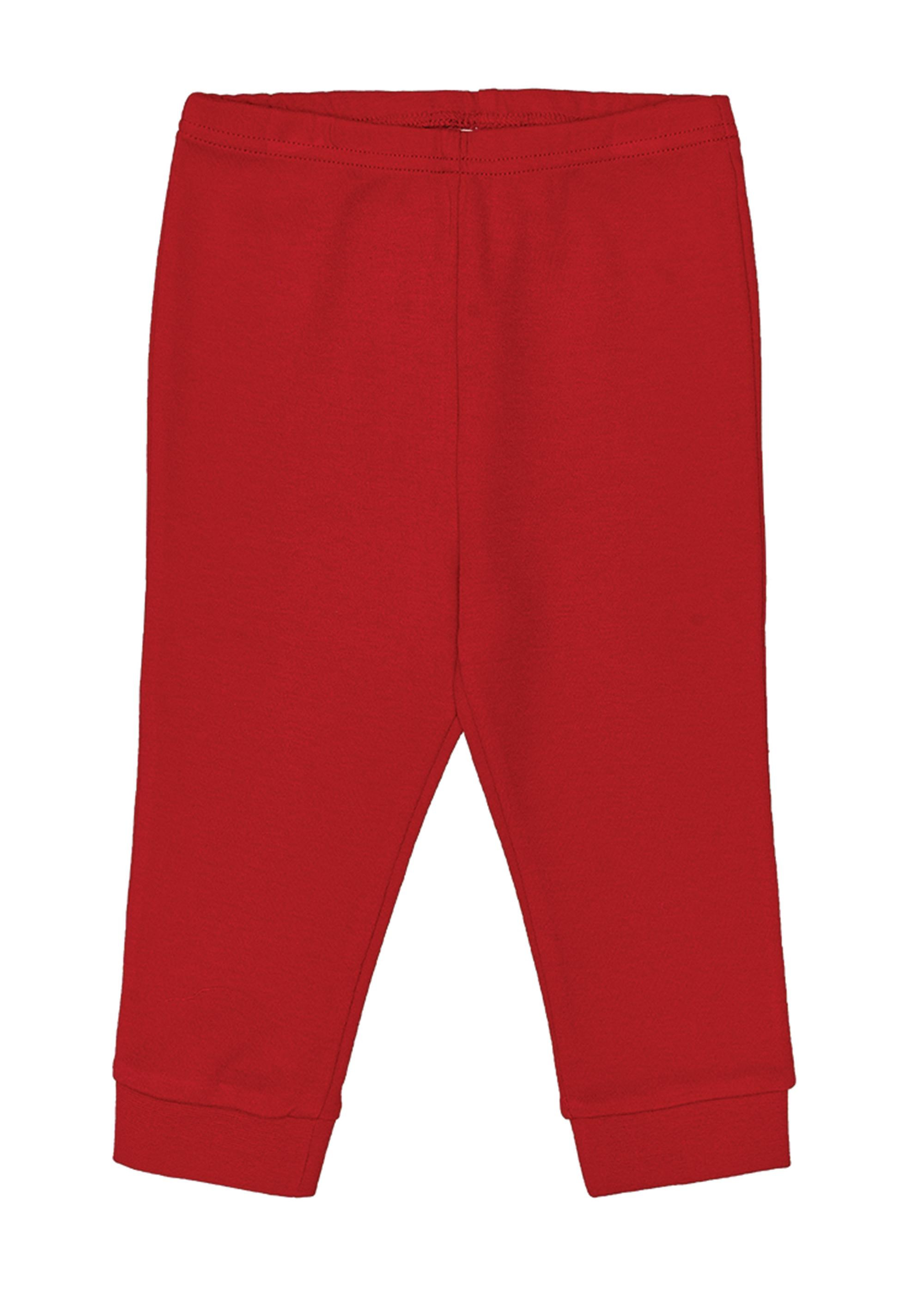 Chlapecké pyžamo Sweet Dream Mátová/Červená