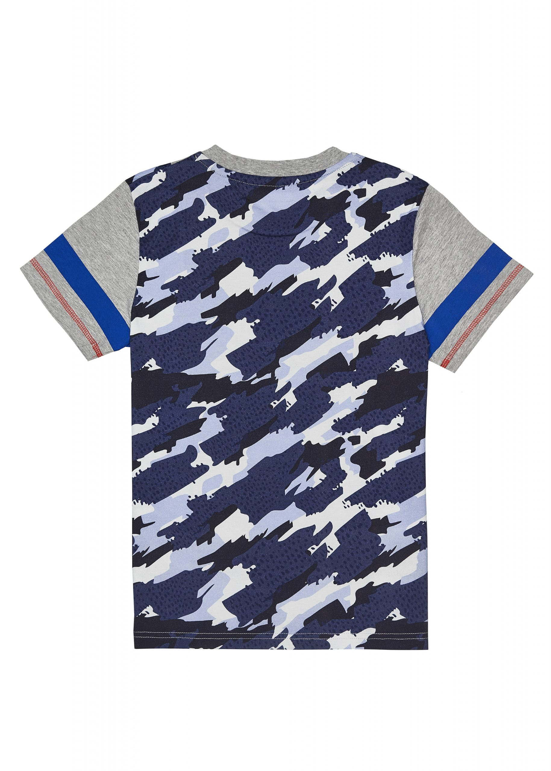 Chlapecké tričko No Rules Šedý melanž