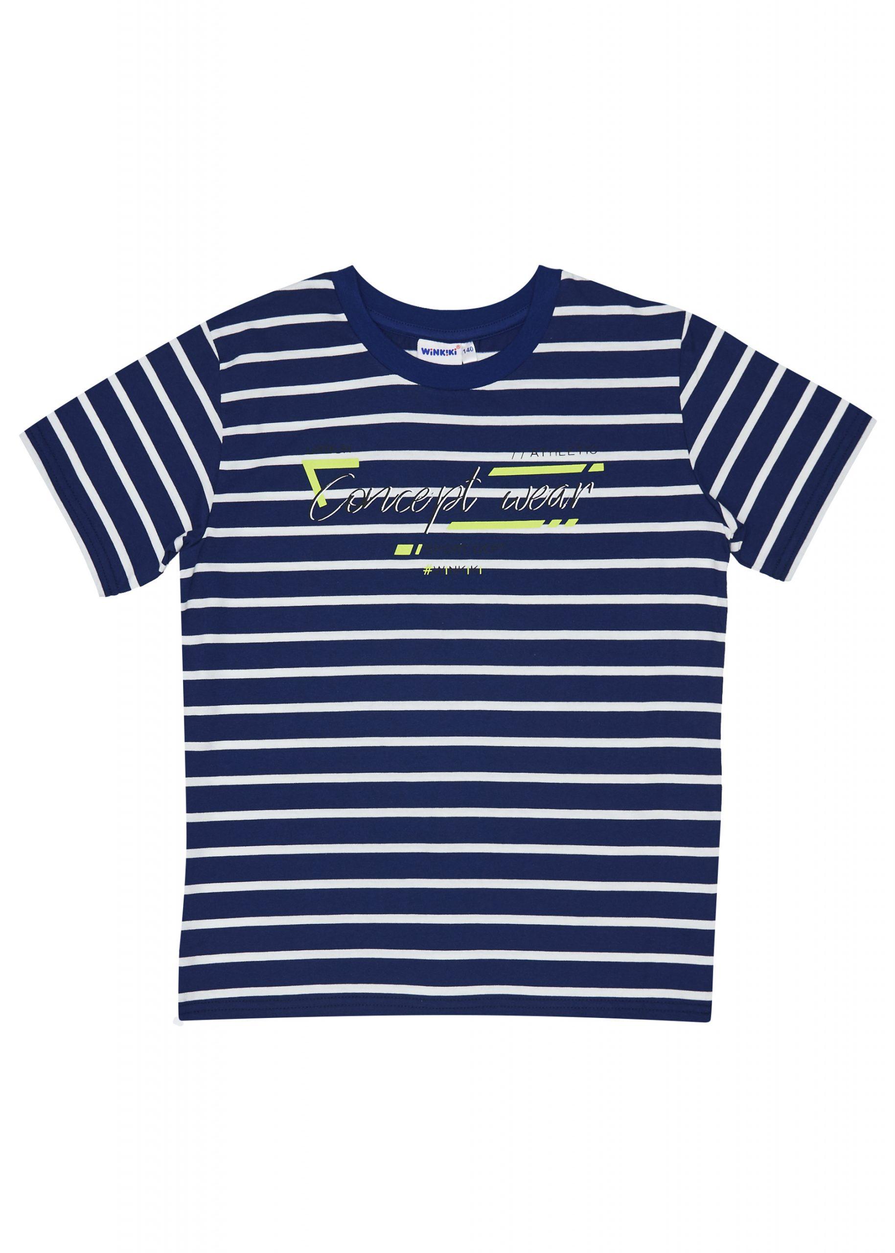 Chlapecké tričko Sailor Navy