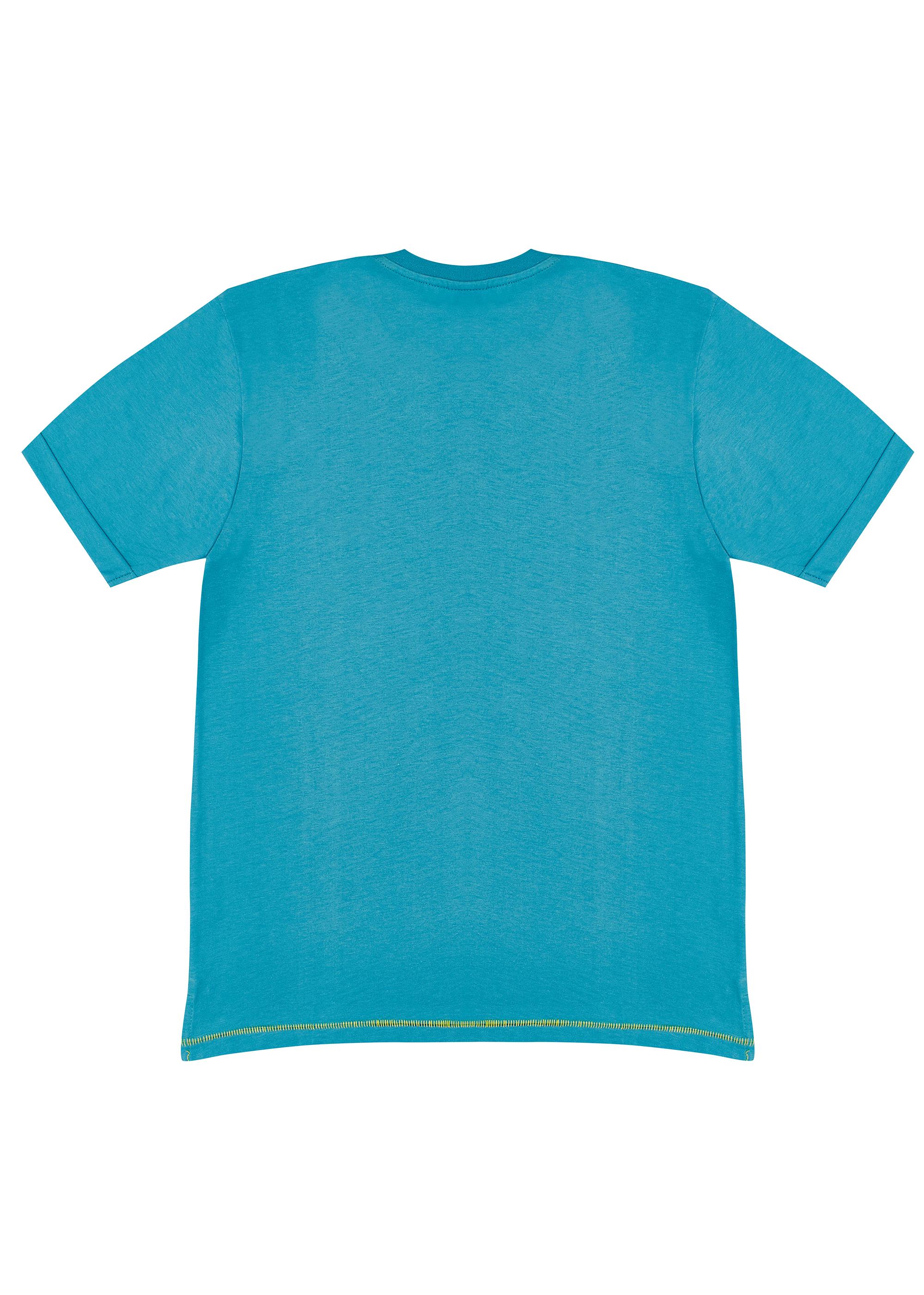 Chlapecké tričko Play to Win Modrá